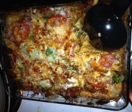 Vegan Medicated Lasagna