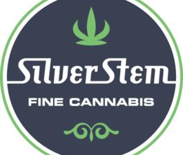 Silver Stem Fin Cannabis | Denver SW Logo