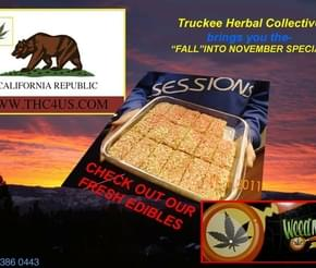 Photo from Truckee Herbal Collective (THC)