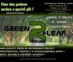 Photo from Greenreleaf Healing Center (GHC)