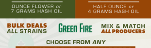 Green Fire Cannabis - Seattle