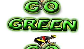 GO GREEN GO