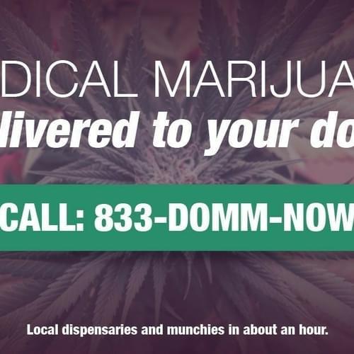 DOMM - Medical Delivery | Phoenix Marijuana Delivery