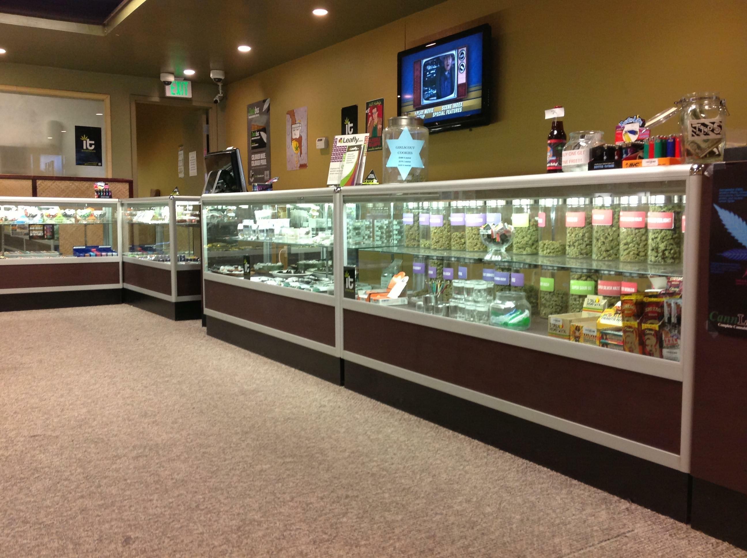 Top 10 List of Dispensaries in Colorado Springs : COents