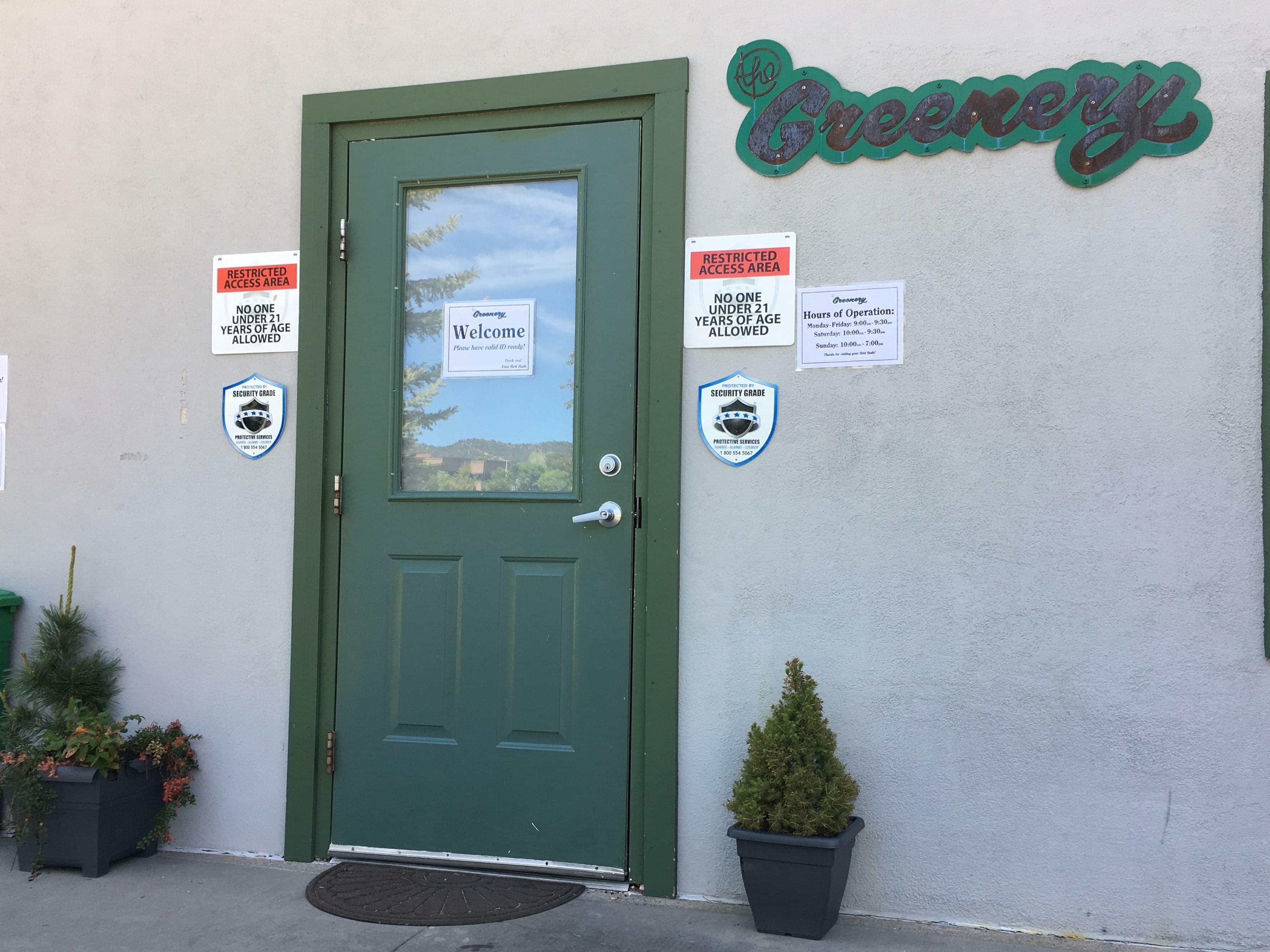The Greenery Photos Durango Marijuana Dispensaries