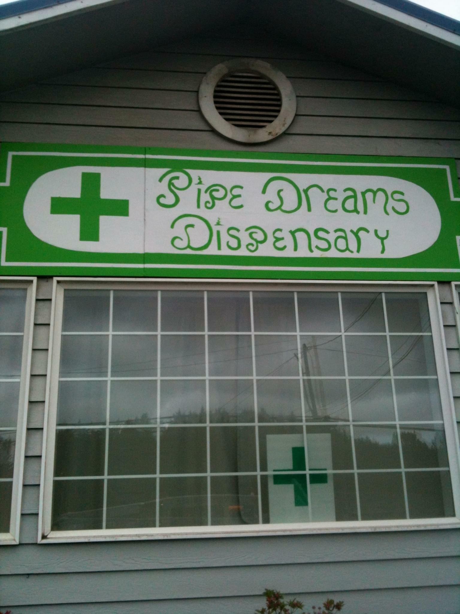 Pipe Dreams Dispensary Photos Lincoln City Marijuana