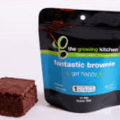 The Growing Kitchen Fantastic Brownie